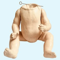 German Composition Baby Body