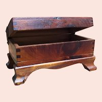 Miniature Footed Trunk/Chest