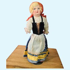 European Souvenir Doll