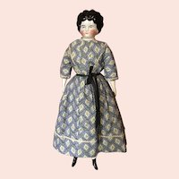Hertwig China Dollhouse Doll