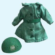 Terri Lee Girl Scout Uniform