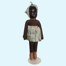 Black, Cloth, Mask Face Girl