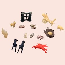 Cracker Jack Type Trinkets