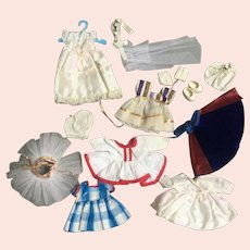 Assorted Ginny Clothing