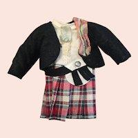 Original Scottish/ Irish Outfit