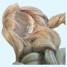 Small, Human Hair Wig
