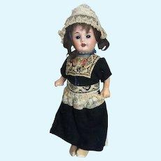 Bisque Head, German, Enthic Doll