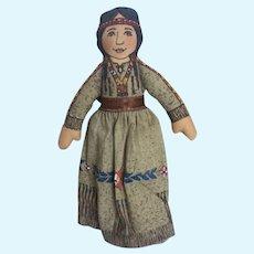 Hallmark Indian Girl Doll