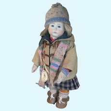 Roche doll on exceptional wood body