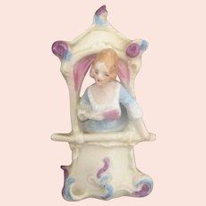 German Miniature Cinderella Figurine