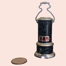 Miniature, German, Stove/ Room Heater