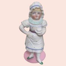 Miniature German Figurine