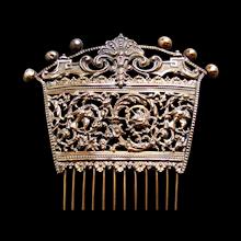Antique Hair Accessories