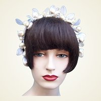 Artificial fruit theatrical or wedding wreath headdress or headpiece (AAE)