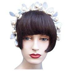 Artificial fruit theatrical or wedding wreath headdress or headpiece (AAE)