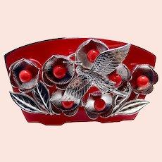 Unusual Japanese hair ornament tiara style hair accessory