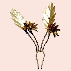 Vintage trembler hair ornament hair accessory