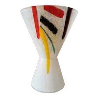 Venini Vase, 1970 ca, Murano