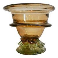 "Fritz Dreisbach Rare ""Mongo"" Vase"