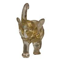 1930s Ercole Barovier Elephant, Murano