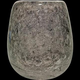 Ercole Barovier Crepuscolo Vase, Murano