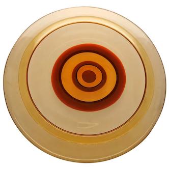 """Lino Tagliopietra """"Saturno"""" Bowl 1968"""