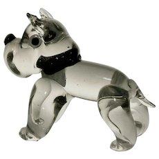 Ercole Barovier Bulldog c. 1934