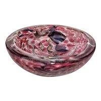 "AVeM  Model #12065, 1952, ""Tutti Frutti"" Bowl, Documented Midcentury Murano"