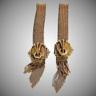 14k Victorian Slide Bracelets Cocktail Bracelets
