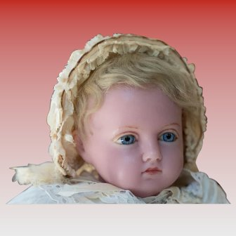Gift from Queen Victoria English Wax doll with provenance