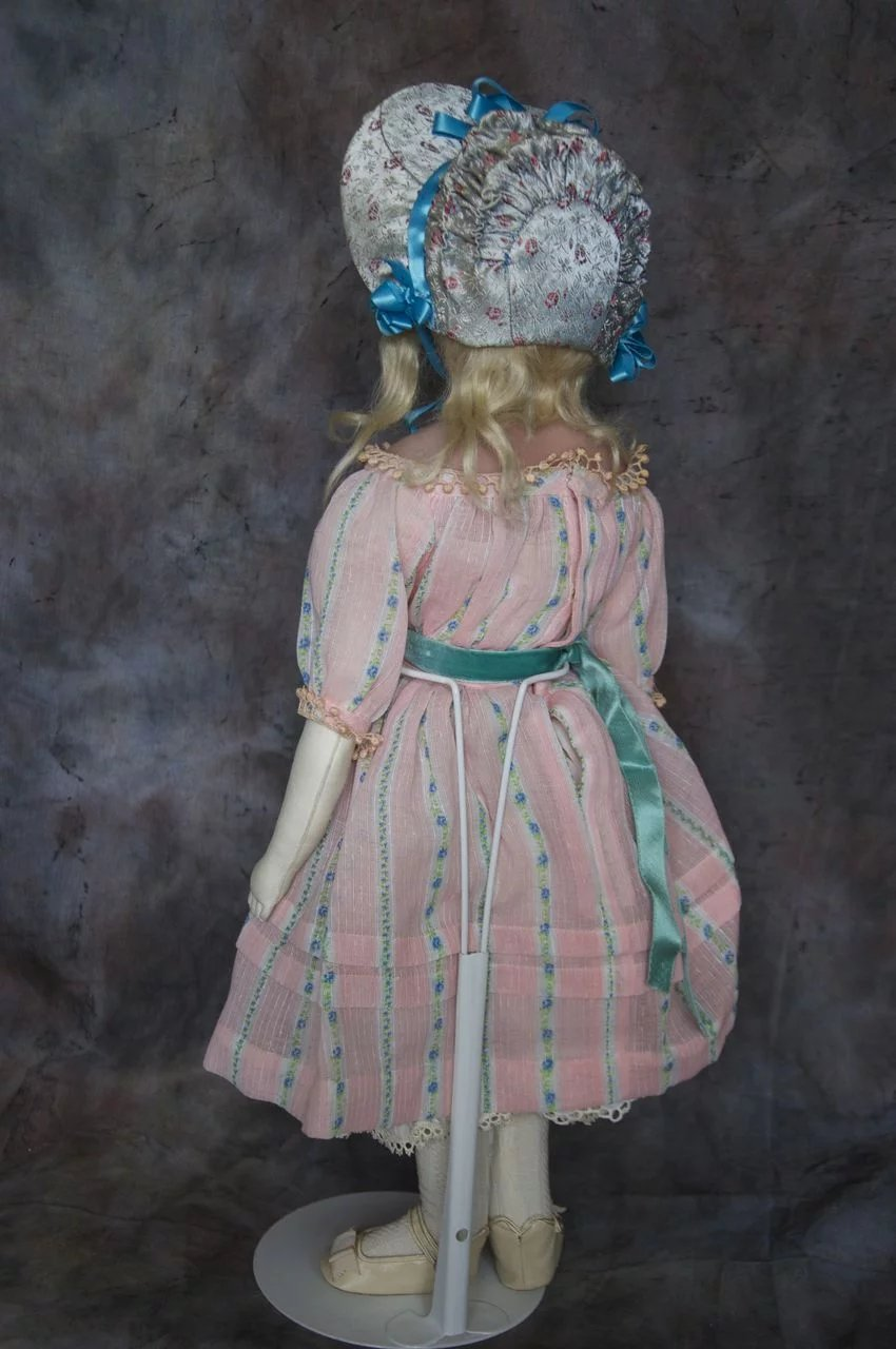 Antique Wax Doll With Provenance Terri S Treasures From