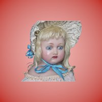 Antique Wax doll with provenance