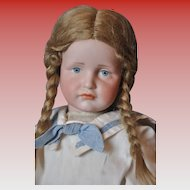 Kammer & Reinhardt Pouty character child, Gretchen