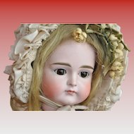 "Fabulous XI Kestner pouty 16"" Antique doll"