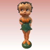 Vintage Original Betty Boop Composition Figure Fleischer Studios Keeneye 1931