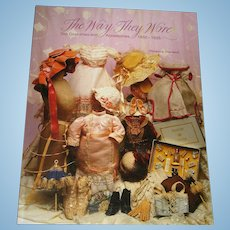 The Way They Wore -  Book by Florence Theriault