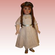 "Antique SFBJ Jumeau, 30""  Bebe, Circa 1907.  Moving Sale!"
