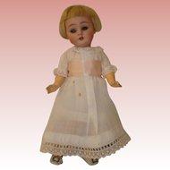 Kestner #143 Antique Doll and Trunk