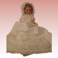 """Kestner Baby Jean #247 - Littiest Angel only 9.5"""""""