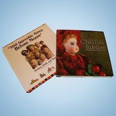 2 Theriault Antique Doll Books - 2003, 2004 Excellent Condition and Great price!