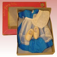 Ginny Boxed Outfit - Dutch Girl - Excellent condition.