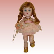 Ginny Bent Knee Ballerina - Funtime Ballerina 1955
