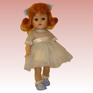 Ginny Straight Leg Walker with Auburn Hair.  MOVING SALE starting 1/19 - Great time to Purchase !!!