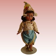 "Madame Alexander Thailand 8""- Hard Plastic Bent Knee, circa 1966.  MOVING SALE starting 1/19 - Great time to purchase !!!"