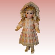 """Antique Round Face Pouty - Straight Wristed 14"""" - Enchanting!  HOLD for J."""