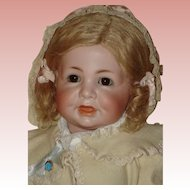 "Kammer and Reinhardt Laughing Baby #116 A - 16"" and delightful.  Moving Sale!"