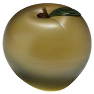 Orient and Flume Art Glass Paperweight