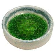 Mid Century Ceramic Bowl by Waylande Gregory