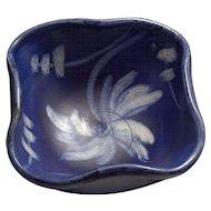 Finnish Free-form Ceramic Bowl