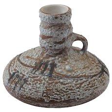"""Mid Century """"Haifa"""" Israeli Ceramic Vase"""